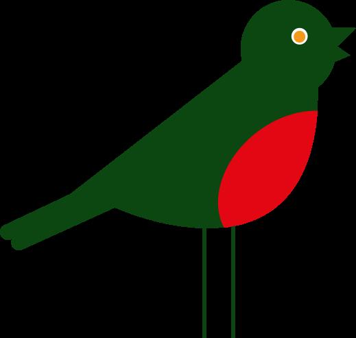 Stadsfestival-vogel