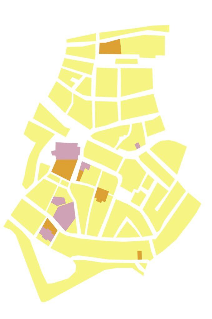 Stadsfestival-plattegrond